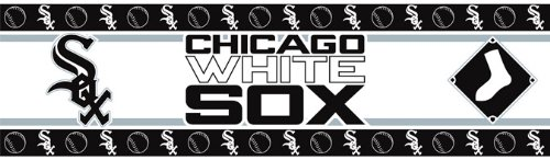MLB Chicago White Sox Wall Border