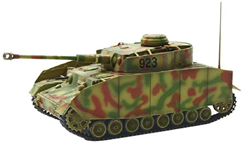 Dragon Models 1/72 Pz.Kpfw.IV Ausf.H Late Production Poland 1943 Military Vehicle Kit