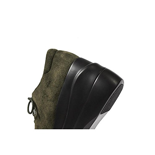 Semelles 1 Chaussures Plateformes KJJDE Baskets A0511 à WSXY Creepers Femme épaisses qaXq6Z