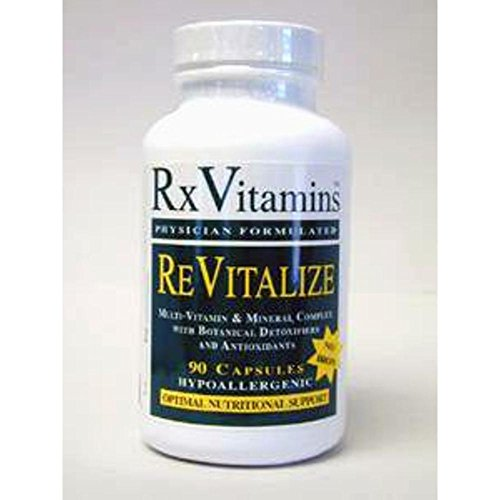 ReVitalize Iron Free 90 Capsules