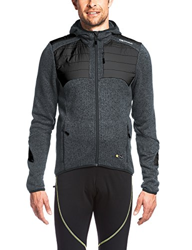 Gonso Herren Prince Thermo-Active-Jacke, Black, L