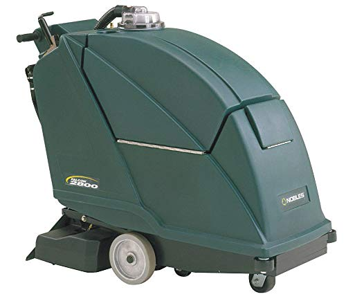 """Walk Behind Carpet Extractor, 28 gal, 120V Electric, 100 psi, 22"""" Cleaning Path"""