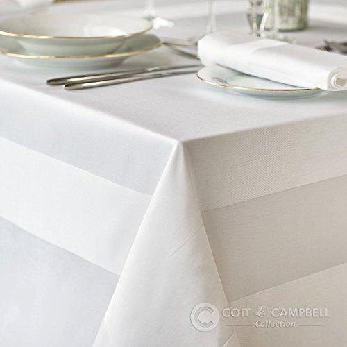 atin Band Tablecloth - 100% Cotton - 'Royal Collection' (54