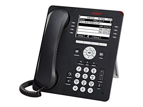 Avaya 700504844 9608 IP Desk phone VoIP Phone (Avaya Multi Line Phone)