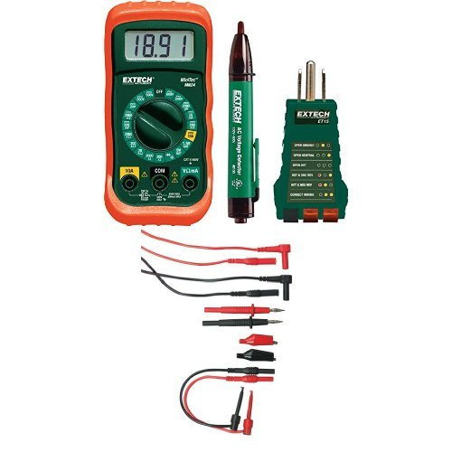 Extech MN24 KIT Electrical TL809 Electronic