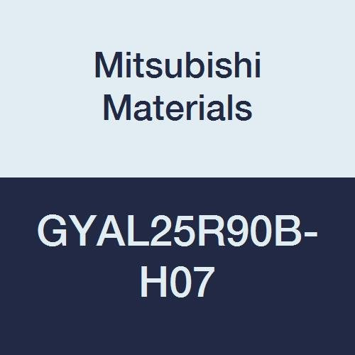7 mm Grooving Depth 40 mm Neck Mitsubishi Materials GYAL25R90B-H07 GY Series Mono Block Internal Grooving Holder 25 mm H 90/° Angle 4.75 mm//5.00 mm//5.24 mm Seat 200 mm L Left 25 mm W