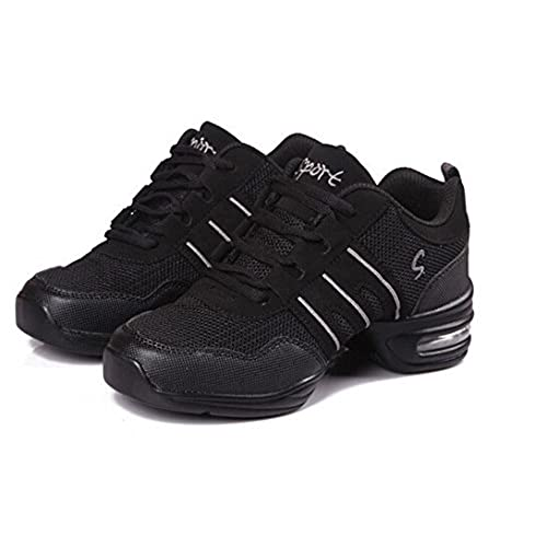 5682273b2ec Chic Zapatos de baile Danza moderna zapatos de jazz movimiento zapatos de  la aptitud
