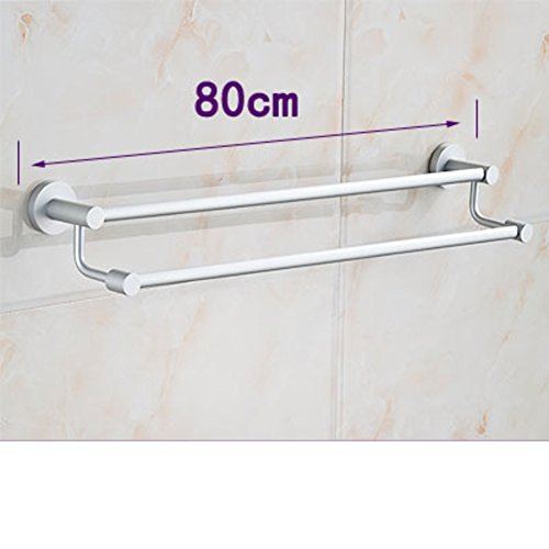 double-bar Towel rack/Towel shelf /Towel Bar/One hook Towel Bar-J hot sale 2017