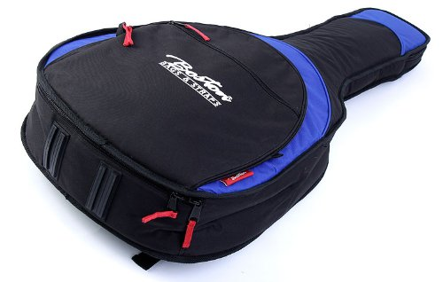 Deluxe 25mm padded Acoustic Gig Bag Full size Cutaway Boston