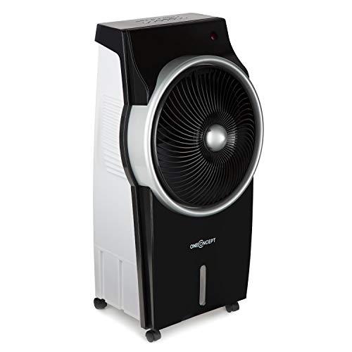 🥇 Oneconcept Kingcool Black Edition – Climatizador evaporativo