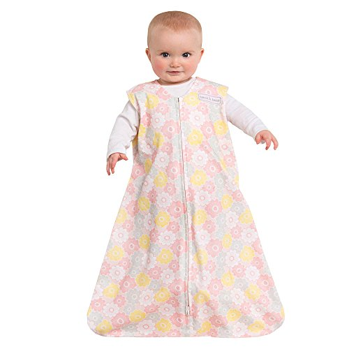SleepSack Wearable Blanket Cotton Flowers product image