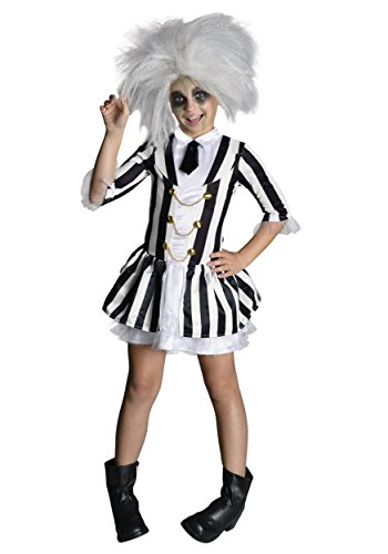Rubie's Costume Beetlejuice Child Costume, Large