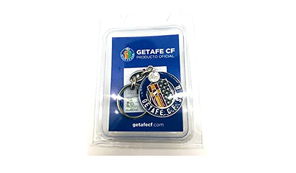 Gemelolandia Llavero Getafe F.C Producto Oficial: Amazon.es: Ropa ...