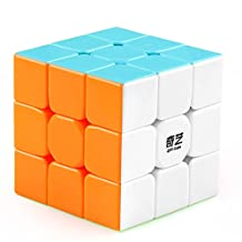 Coogam Qiyi Warrior W 3x3 Speed Cube Stickerless Puzzle Toy