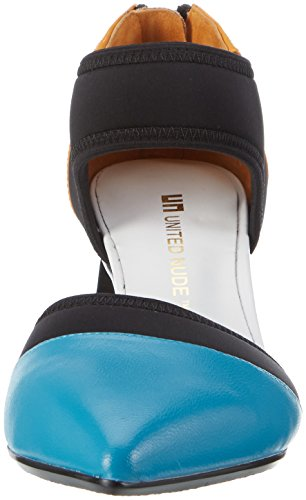 United Nude Zink Dorsy Mid, Women's Pumps Mehrfarbig (Mango Mix)
