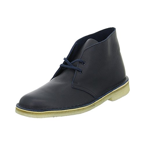 clarks originals desert boots herren gr e 47 blau blau dachdeckerei. Black Bedroom Furniture Sets. Home Design Ideas