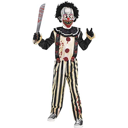 Suit Yourself Slasher Clown Costume for Boys,