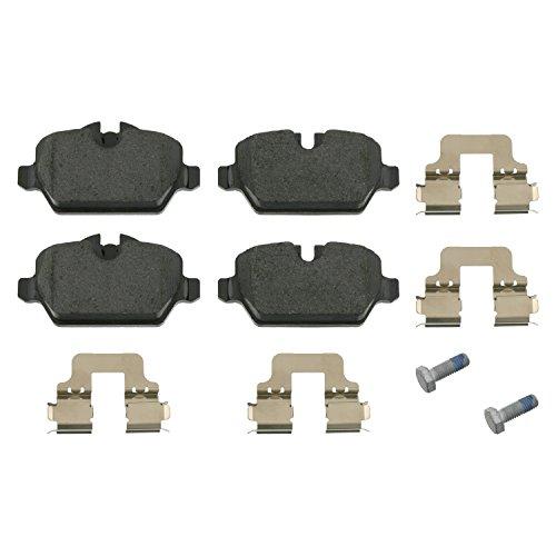 Disc Brake Pad Set Rear FEBI For BMW E81 E87 E90 E92 03-13 34216774417