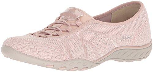 (Skechers Sport Women's Breathe Easy Sweet Jam Sneaker,Pink,7.5 M US)