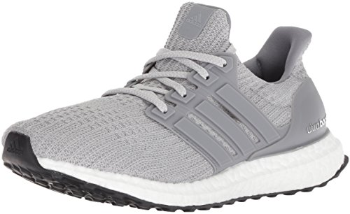 - adidas Women's Ultraboost, grey/grey/grey, 6 M US