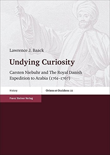 Undying Curiosity: Carsten Niebuhr and The Royal Danish Expedition to Arabia (1761-1767)