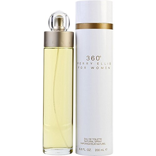 - Perry Ellis 360 Eau De Toilette Spray 6.7 Oz/ 200 Ml for Women By 6.7 Fl Oz