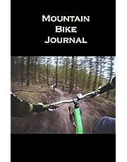 Mountain Bike Journal: Pocket Sized