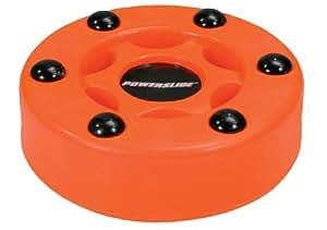 Powerslide Hockey - Disco de hockey y hockey sobre hielo para hombre, tamaño único, color negro