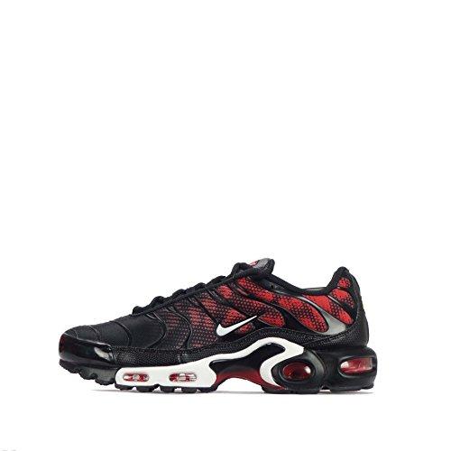 b19fda4577b603 Men s Nike Air Max Plus TXT Shoes Black Red 647315-016 (13) - Buy Online in  UAE.