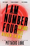 I Am Number Four( The Lost Files( Hidden Enemy)[I AM NUMBER 4 THE LOST FILES H][Paperback]