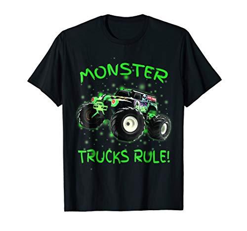 Bright Green Kids Christmas Gift Shirt ()