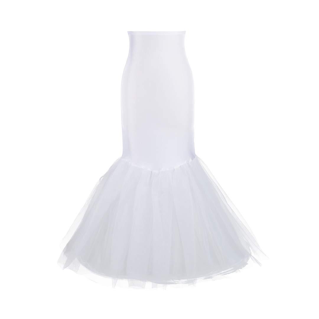 Mojonnie 6-Hoops Hoop Skirt...