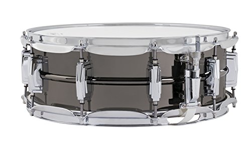 Ludwig Snare Beauty Black - Ludwig Snare Drum LB416