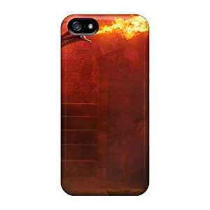 Forever Collectibles Game Of Thrones Emilia Clarke Hard Snap-on Iphone 5/5s Case by icecream design