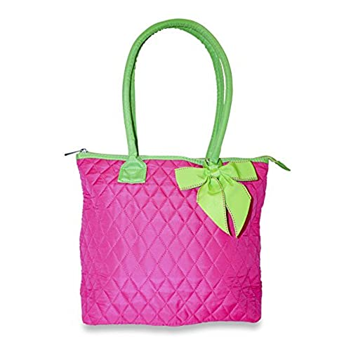 Rosenblue Quilted Tote Bag