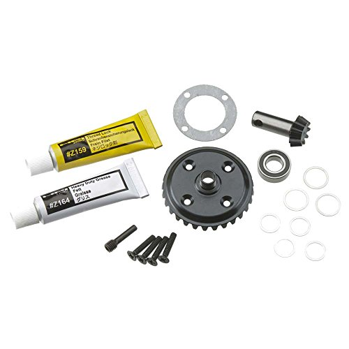 HPI Racing 102692 Bulletproof Machined Differential Bevel Gear Set, 29T/9T