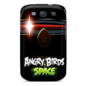 SXYcP4812RGFjf Case Cover, Fashionable Galaxy S3 Case - Lazer Bird
