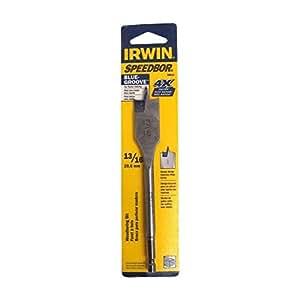 """IRWIN INDUSTRIAL TOOL TV315937 13/16"""" Spade Drill Bit"""