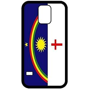Pernambuco Flag Black Samsung Galaxy S5 Cell Phone Case - Cover