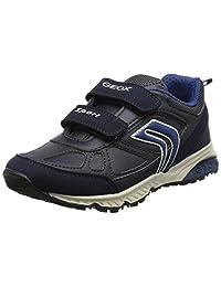 Geox Boy's J BERNIE C Sneakers