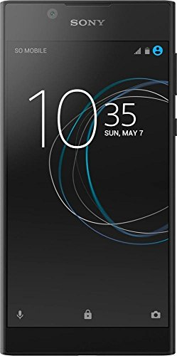 Sony Xperia L1 G3313 16GB 5.5 Factory Unlocked Smartphone – Black (Certified Refurbished)