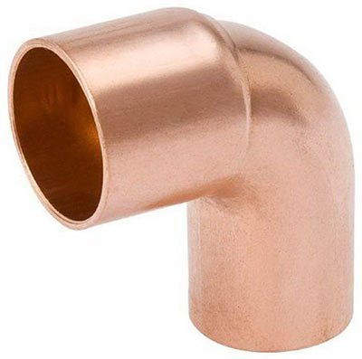 ANVIL INTERNATIONAL W 62009 1/4 COP 90 Degree Elbow by Anvil International