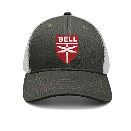 Bell Helicopter - Army-Green Unisex Women Bell-Helicopter-Pattern-Logo-Symbol- Cool Pop Singer Cap Hat Performance