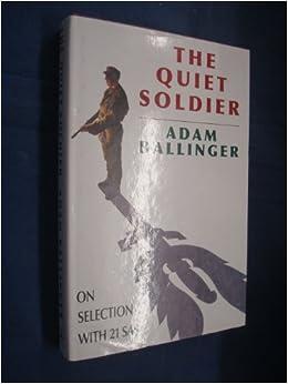 Book Quiet Soldier