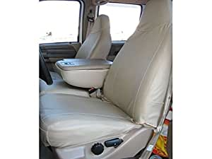 Amazon.com: Durafit Seat Covers, Ford F250-F550 Front 40 ...