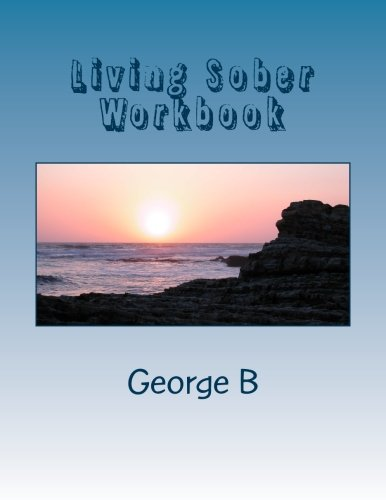 Which are the best living sober large print available in 2019?