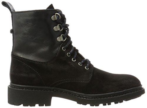 para N00 Black Negro Botas Mujer Footwear NAPAPIJRI Militares Reese pxIIS1