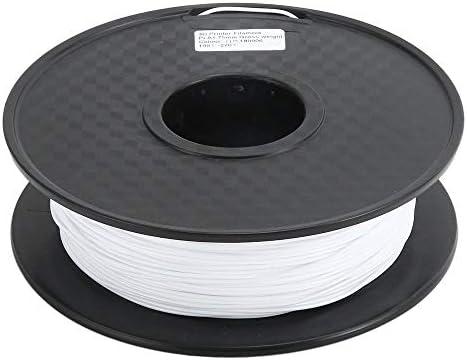 DGdolph Filamento de impresión PLA en Color Negro/Blanco/Natural ...