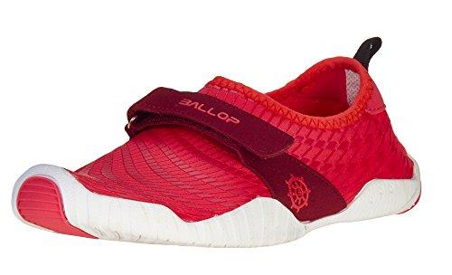 Ballop Unisex Patrol Barefoot Fitness Schoenen Patrol Rood
