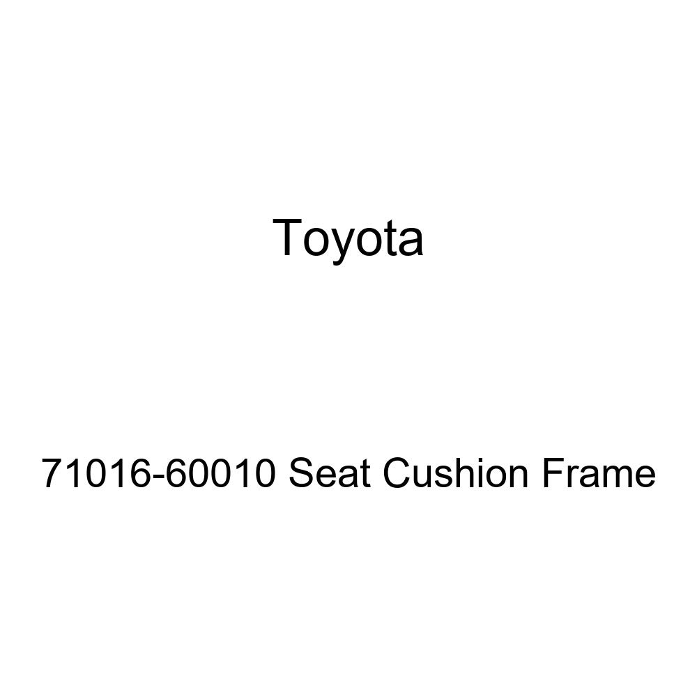 TOYOTA Genuine 71016-60010 Seat Cushion Frame